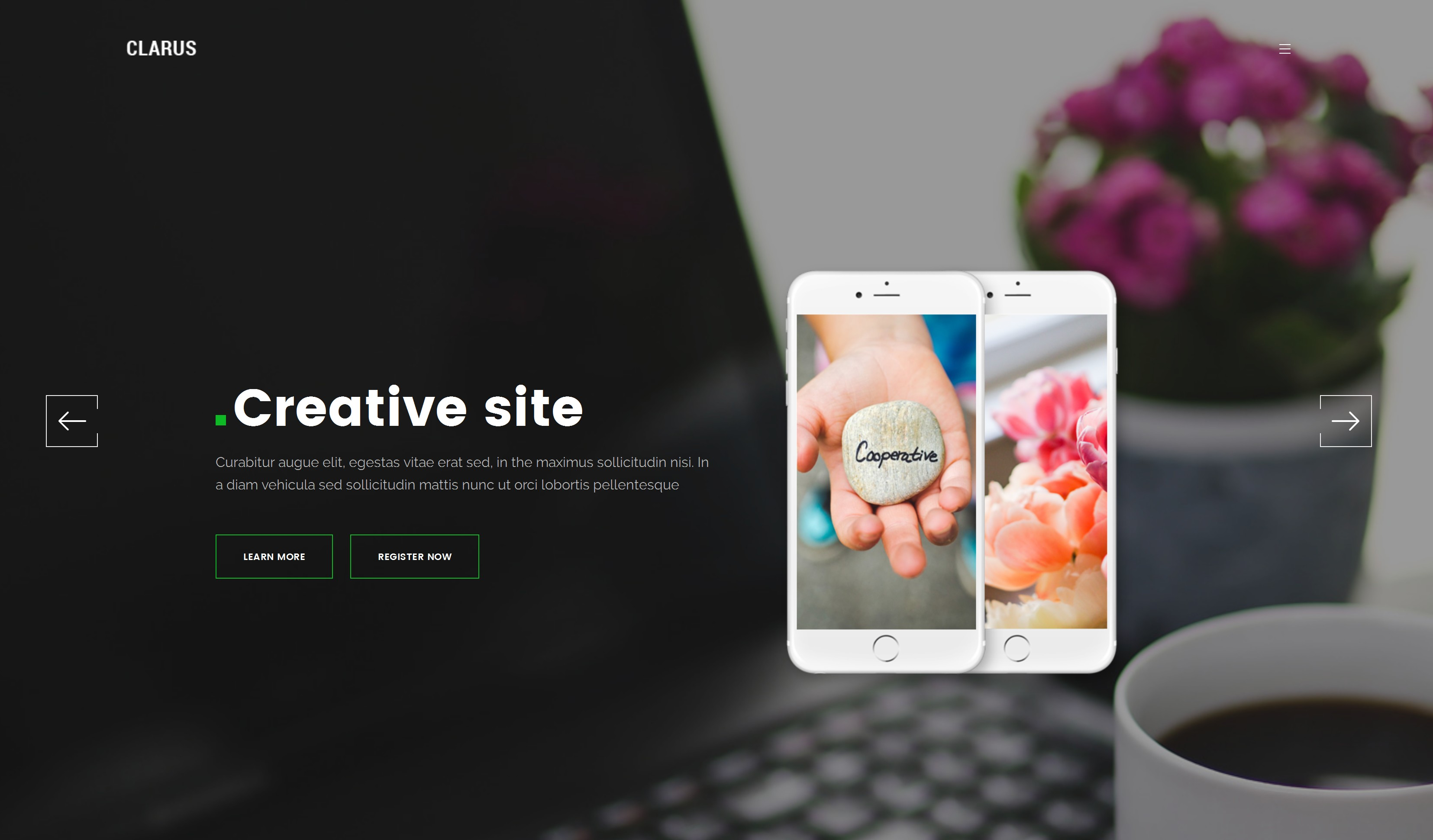 Free Download Bootstrap Image Gallery Theme